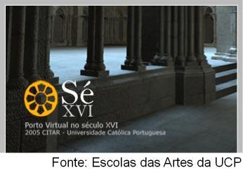 Escola de Artes da Universidade Católica volve crear Sé do Porto en 3D