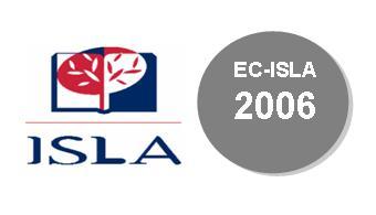 """""""Comunicación, Historia, Organización e Protocolo relacionados coa Candidatura, Selección e Atribuiçãou do Título de Patrimonio Mundial por Égida da UNESCO"""" no EC-ISLA'06 - Misión do Titulo de Patrimonio Mundial"""